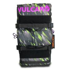 Vulcano Fire 50L Backpack - Paintball Gear Bag Green/Purple