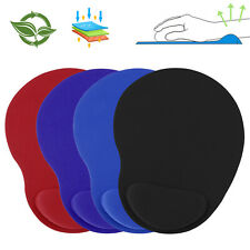 Ergonomic Mouse Pad With Wrist Rest Support Mousepad Mat for Computer Laptop PC