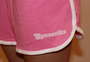 Soffe Shorts from GK Elite - Retro Style - Gymnastics wear
