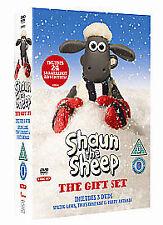 Shaun The Sheep - Gift Set (DVD, 2010, 3-Disc Set)