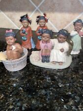 Lot 5 Martha Holcomb All God's Children Figures Collectibles - Betsy Michael Kim