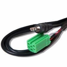 Câbles AUX et d'interface Megane pour véhicule