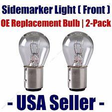 Sidemarker (Front) Light Bulb 2pk - Fits Listed Kia Vehicles - 2357