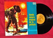 OST LP La Muerte Tenia Un Precio / Por Un Puñado De Dolares MORRICONE SPAIN NM