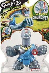 GOO JIT ZU Dino Power ULTRA RARE Braxor BRACHIOSAURUS Dinosaur Chomp Attack Toy