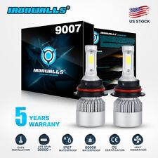 9007 2000W LED Headlight Bulbs Kit for Dodge Ram 1500 2500 3500 2003-2005 Hi-Lo