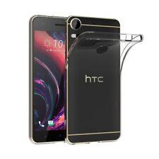 """Cover per HTC Desire 10 Pro 5.5"""" in Silicone TPU, Trasparente"""