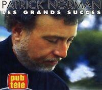 Patrick Norman - Les Grands Succes [New CD] Canada - Import