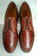 Allen Edmonds Stockbridge Split Toe Blucher Oxford Men US 10.5D Well Maintained