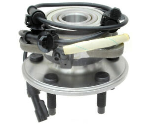 Wheel Bearing and Hub Assembly-R-Line Front Raybestos 715003