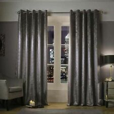Embroidered Modern Curtains