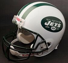 NEW YORK JETS Riddell FULL SIZE Replica Football Helmet NFL