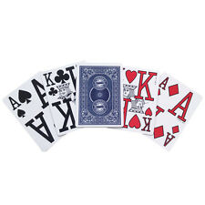 Easy to See Deck of Cards Marinoff Large Print  - Blue Deck, Low Vision, Large