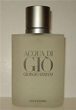 Giorgio Armani Acqua Di Gio 3.4 oz /100 ml  Eau De Toilette for Man New