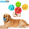 1pc Sof Pet Dog Toys Ball Interactive Elasticity Ball Dog Chew Toy Tooth Clean R