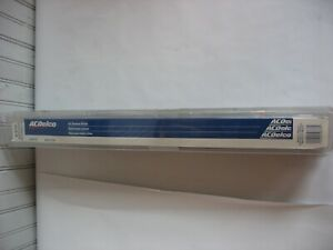 "New ACDelco GM 8-416 All Season Advantage Windshield Wiper Blade 16"" 89001044"