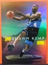 Shawn Kemp card Jam Pack 97-98 Skybox #3