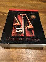 Corporate Finance, International Edition by Ross Westerfield Jaffe 6th