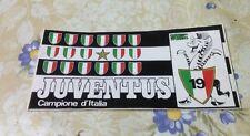 Adesivo Juventus Scudetto 19 allegato a  Guerin Sportivo