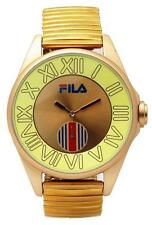 Fila Vintage 751 FA0751-14 Women's Aluminum Stretch Band Analog Watch