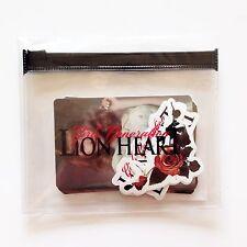 SM TOWN COEX Artium SUM Official Goods Girls Generation Lion Heart Sticker Set