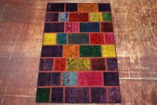 Tapis persans pour la maison en 100% laine, 90 cm x 160 cm