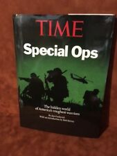 Time: Special OPS by Jim Frederick Hard Back New