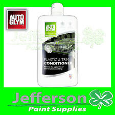AUTOGLYM PROFESSIONAL 1L PLASTIC TRIM AND RUBBER CONDITIONER AUTO GLYM DETAILING