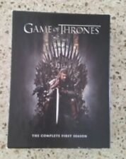 Game of Thrones: The Complete First Season (DVD, 5-Disc Set)
