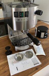 Bezzera Hobby Siebträger Espressomaschiene