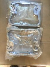 girloy indian chief scout spirit evolution chrome center rocker box cover spacer