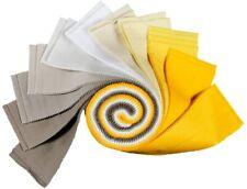 "Small Jelly Roll 24 x 2.5"" x 42"" Kaufman Kona Cotton SUNNY SIDE UP Palette"