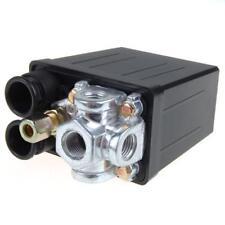 Compresseur d'air Pressostat vanne de régulateur de pression 175PSI 240V