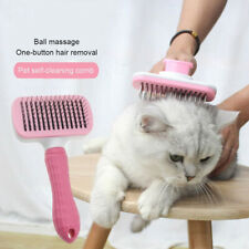 Pets Grooming Brush Short & Long Hair Dog Cat Puppy Kitten Fur Shedding Tools