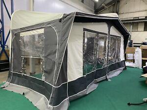 Dorema Madison Acrylic Full Caravan Awning Size 14 (975-1000cm) id 335