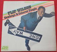 Flip Wilson Cowboys & Colored People LP 1967 Original Vinyl Album - Ugly People