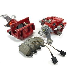 ALFA MITO REAR AXLE KIT O.E. CALIPERS CARRIERS AND PADS LUCAS/TRW - AMT001A
