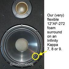 Schaumstoff Sicken für Reparatur Infinity Kappa 7, 8, 9, Kappa 100, etc. 2 Stück