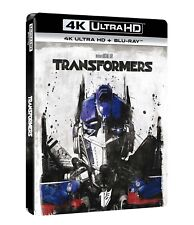 TRANSFORMERS - IL FILM  BLU-RAY 4K ULTRA HD+BLU-RAY