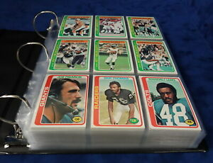 1978 TOPPS FOOTBALL COMPLETE SET NM *259804