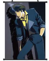 "Hot Japan Anime Cowboy Bebop Home Decor Poster Wall Scroll 8""x12"" P4"