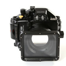 40M 130ft Professional Waterproof Diving House Hard Case Cover F Panasonic LX100