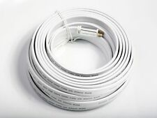 40ft Flat High speed HDMI Cable 4k 3D HD PS4 XBOX 1080P TV white
