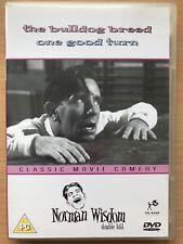 Norman Wisdom BULLDOG BREED / ONE GOOD TURN ~ British Comedy Double Bill DVD