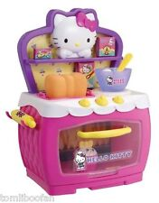 Hello Kitty Pretend Play Electronic Magic Oven*New*