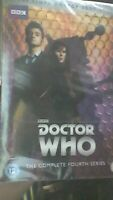 Doctor Who: la Completa Fourth Serie [DVD Box-Set] Temporada 4 4th Fourth Cuatro