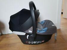 RRP £128 CYBEX ATON M i-size CAR SEAT 0+ Grey NEWBORN BABY upto 13kg - BRAND NEW