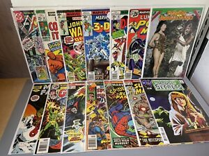 Vintage 14 Issue Comic Lot (4)