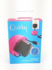 Quirky Pink Powercurl Cord Wrap For Charger PPCMU-PK01