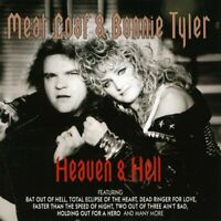 Bonnie Tyler and Meat Loaf - Heaven and Hell [CD]